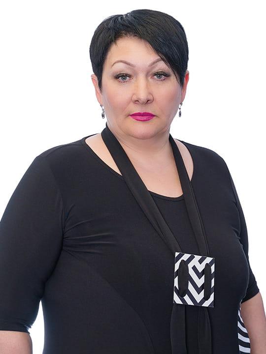 Наймушина Любовь Владимировна